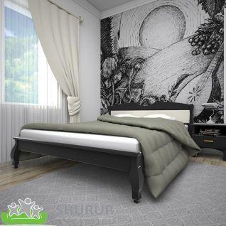 Кровать Корона 3 Сосна