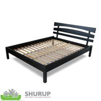 Кровать Домино 3 Сосна