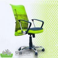 Стильные, практичные и удобные офисные кресла