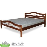 Кровать Корона 2 Сосна