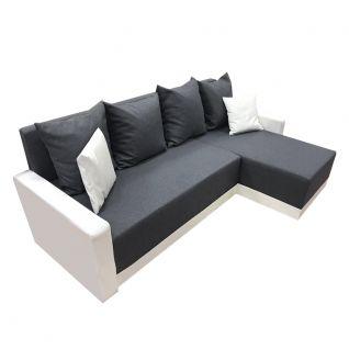 Угловой диван Эко 2 Malmo 95/Атриум 01