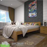 Кровать Изабелла 3 Сосна