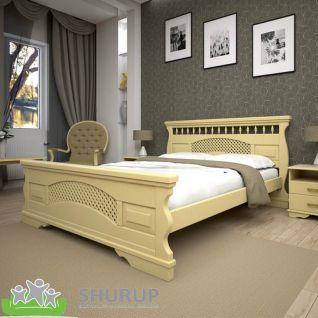 Кровать Атлант 23 Сосна Тис