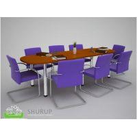 Столы и кресла для конференц-зон