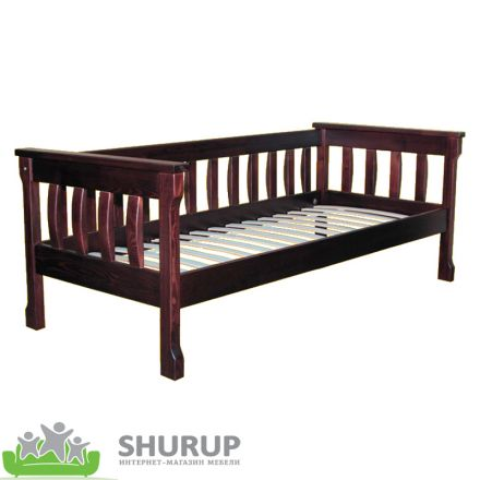 Кровать Рондо 3 Сосна Тис