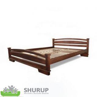 Кровать Атлант 2 Дуб Тис