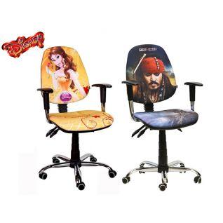 Кресла с принтами Disney
