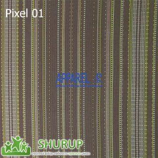 Ткань Pixel жаккард