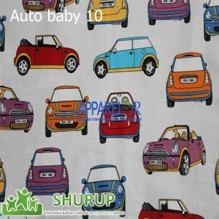 Ткань Auto baby поликоттон