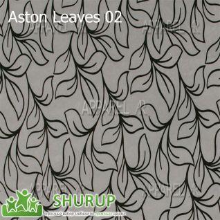 Ткань Aston Leaves микрофибра