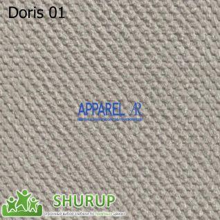 Ткань Doris супер софт